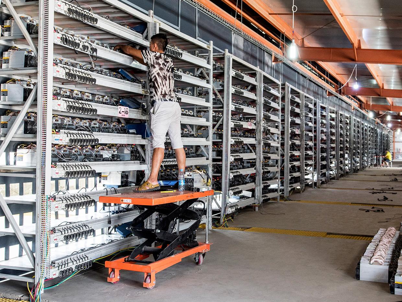 Майнинг BitCoin 2018 итоги